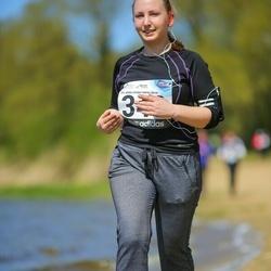 44. jooks ümber Harku järve - Agne Lund (340)