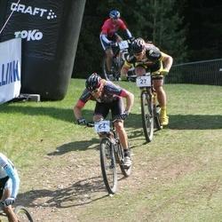 18. Tallinna Rattamaraton - Mirko Põldma (27), Andre Kull (64)