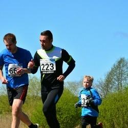 44. jooks ümber Harku järve - Armand Kabrits (132), Alar Koot (223), Meelis Tooding (667)