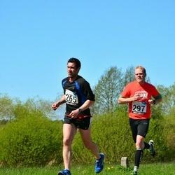 44. jooks ümber Harku järve - Aare Kutsar (265), Mikk Laur (297)