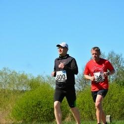 44. jooks ümber Harku järve - Ando Hermsalu (88), Sander Pihlak (800)