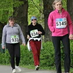 Tartu Kevadjooks - Erika Teffo (933), Tatjana Teffo (934), Annely Ojastu (5145)