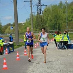 Tartu Kevadjooks - Jaanus Kallaste (13), Argo Jõesoo (14)