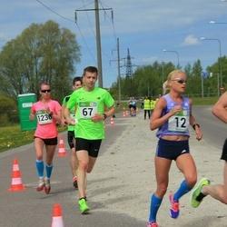 Tartu Kevadjooks - Liina Luik (12), Indrek Ilumäe (67)