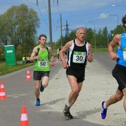Tartu Kevadjooks - Ago Veilberg (30), Martin Vilismäe (50), Lauri Luik (63)
