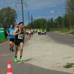 Tartu Kevadjooks - Kristjan Enno (78), Priit Kajari (89)