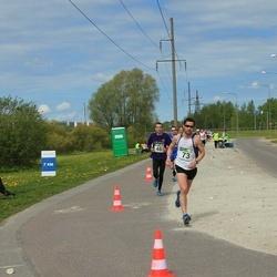 Tartu Kevadjooks - Aaro Tiiksaar (48), Aare Kutsar (73)