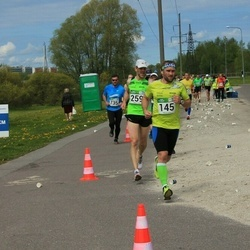 Tartu Kevadjooks - Björn Puna (145), Robert Oetjen (259)