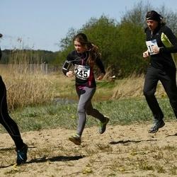44. jooks ümber Harku järve - Jevgeni Aleksejev (17), Aet Kubits (245)