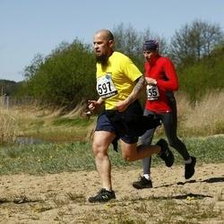 44. jooks ümber Harku järve - Kaido Silmus (597), Aalo Parmas (855)