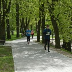 Tartu Kevadjooks - Aimar Soans (1010), Andre Salumets (1072)