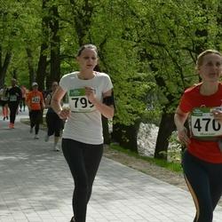Tartu Kevadjooks - Ly Leedu (470), Anni-Mari Pehlak (799)