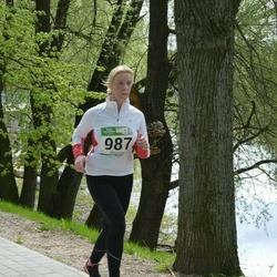Tartu Kevadjooks - Birgitti Pilvet (967)