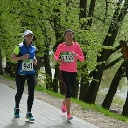 Tartu Kevadjooks - Ann-Christine Allik (941), Mariliis Poopuu (1122)