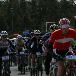 Kuusalu ACE Logistics Rattamaraton - Keijo Kuusk (343), Jaanus Mägi (357), Janar Rannamägi (366), Anar Laur (383)