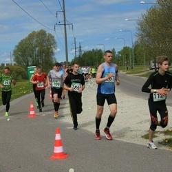 Tartu Kevadjooks - Kristjan Tomson (189), Meelis Laanemets (209), Carl-Hans Sammel (1124)