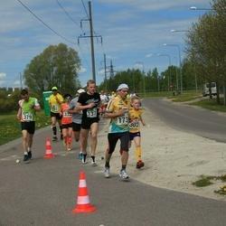 Tartu Kevadjooks - Lembitu Lükk (137), Aare Einsoo (173)