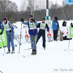 38. Tartu Maraton - Urmo Kaber (2654), Arno Simpson (4931), Ants Rikberg (5609)