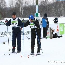 38. Tartu Maraton - Arno Simpson (4931), Ants Rikberg (5609)