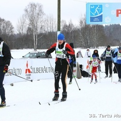 38. Tartu Maraton - Artur Ande (1844), Sander Tars (4516)