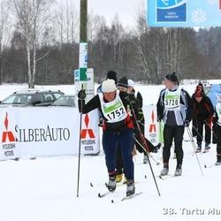 38. Tartu Maraton - Douglas Jackson (1752), Annika Aas (4019), Sven Raidla (5720)