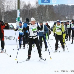 38. Tartu Maraton - Annika Aas (4019)