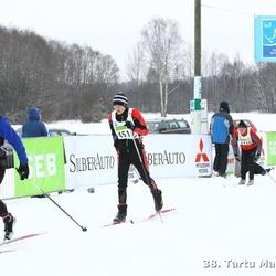 38. Tartu Maraton - Aare Paulov (3586), Karin Artel (4414)