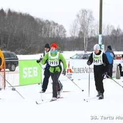 38. Tartu Maraton - Age Sild (2978), Andres Ehavee (3135), Paavo Soodla (4395), Annely Peet (5671)