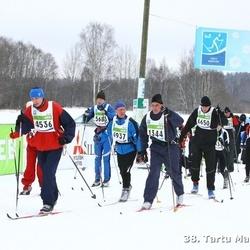 38. Tartu Maraton - Peep Jõearu (1344), Janis Kukk (4650), Heigo Rästas (4937), Siim Kingisepp (5683)