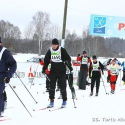 38. Tartu Maraton - Peep Jõearu (1344), Janis Kukk (4650)