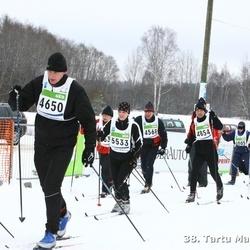 38. Tartu Maraton - Kari Saharinen (4568), Janis Kukk (4650), Priit Tannik (4854), Made Vares (5533)