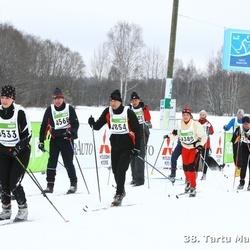 38. Tartu Maraton - Aare Heinla (3533), Kari Saharinen (4568), Priit Tannik (4854)