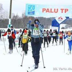 38. Tartu Maraton - Aarne Ladva (3607), Tarmo Areda (5742)