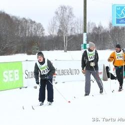 38. Tartu Maraton - Riho Pihlapuu (4786), Tõnu Tammaru (4924), Annely Peet (5671)