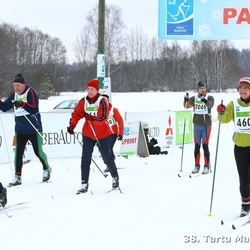 38. Tartu Maraton - Beth Woods (4606)