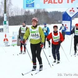 38. Tartu Maraton - Aimur Peerna (3322), Tiia Orav (4098), Beth Woods (4606)