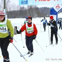 38. Tartu Maraton - Tiia Orav (4098), Beth Woods (4606)