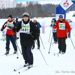 38. Tartu Maraton - Andrus Ustav (4616), Artur Tänna (5681)