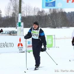 38. Tartu Maraton - Aado Luik (2270)