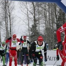 38. Tartu Maraton - Jerry Ahrlin (1), Joergen Aukland (5), Andre Haugsboe (9), Anders Myrland (90)