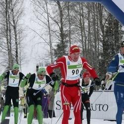 38. Tartu Maraton - Joergen Aukland (5), Anders Aukland (7), Anders Myrland (90)