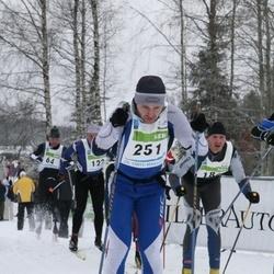 38. Tartu Maraton - Simmo Kikkas (64), Markko Abel (251)
