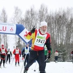 38. Tartu Maraton - Heini Tammik (1947), Andras Kaasik (3576)