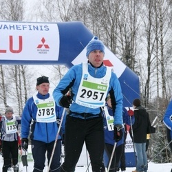 38. Tartu Maraton - Laimonas Caplikas (1737), Indrek Sniker (2957), Ago Allik (3782)