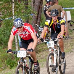 Samsung Estonian Cup 7. etapp Jõulumäe - Sven Grünthal (707), Ando Kuusik (786)