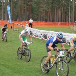 Samsung Estonian Cup 7. etapp Jõulumäe - Alar Reiska (246), Antti Rammi (452)