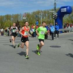 Tartu Kevadjooks - Jevgeni Litvin (15), Ago Veilberg (30), Indrek Ilumäe (67)