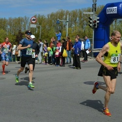 Tartu Kevadjooks - Heigo Nõmmik (55), Kalvi Reivelt (81)