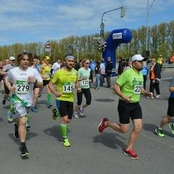Tartu Kevadjooks - Björn Puna (145), Jaak Kals (220), Allar Erik (279)