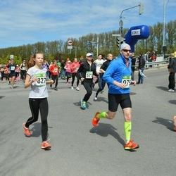 Tartu Kevadjooks - Susi Ann Kaljas (827), Tarmo Kuurmaa (975)